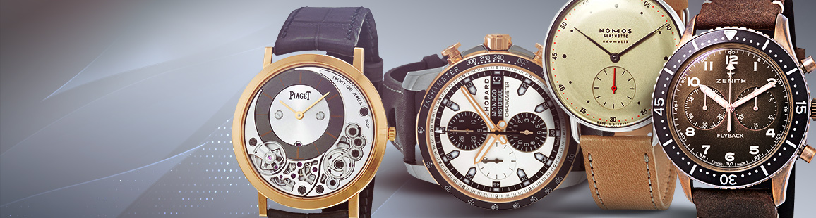 High-End Watches