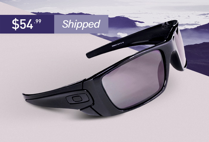 Fuel Cell Wrap Sunglasses in