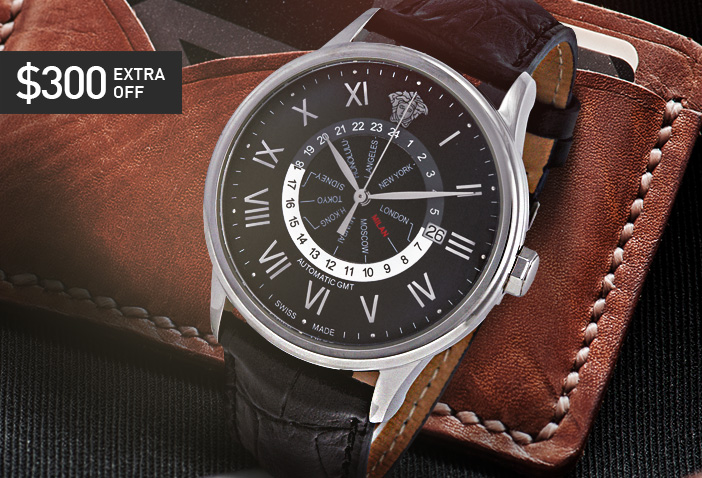Business Automatic GMT