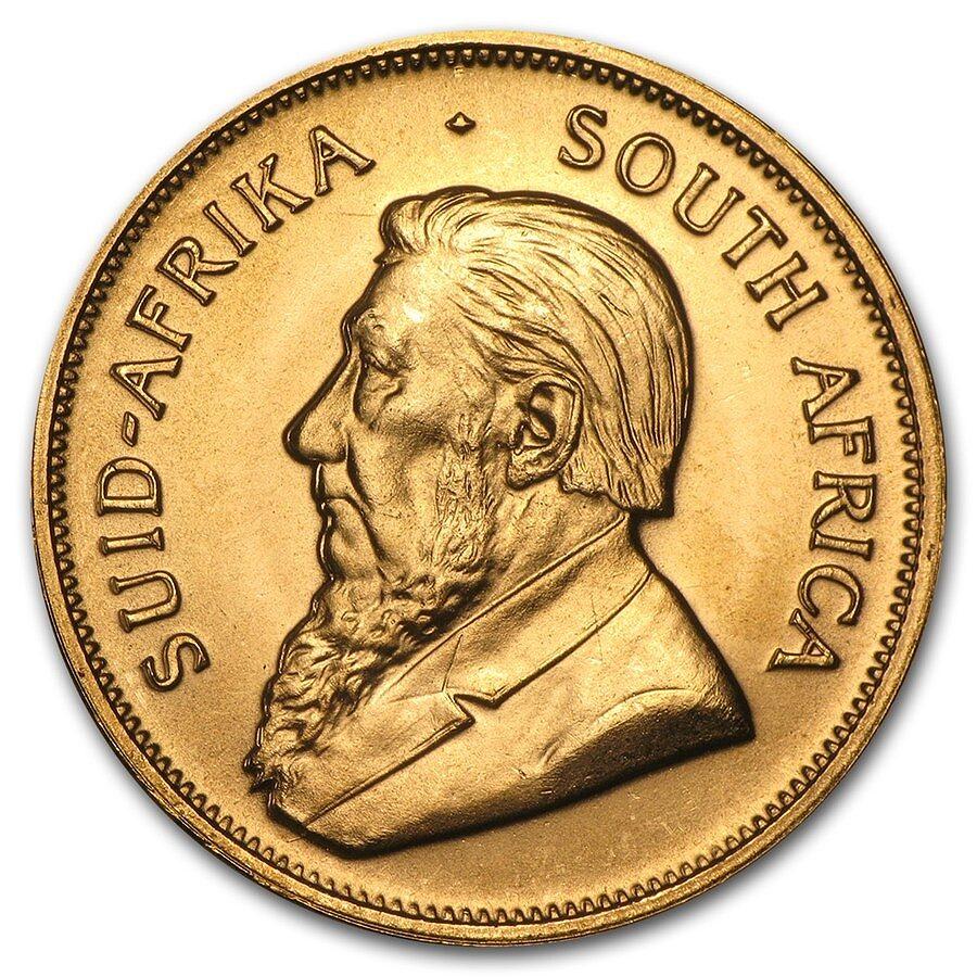 1978 South Africa 1 Oz Gold Krugerrand