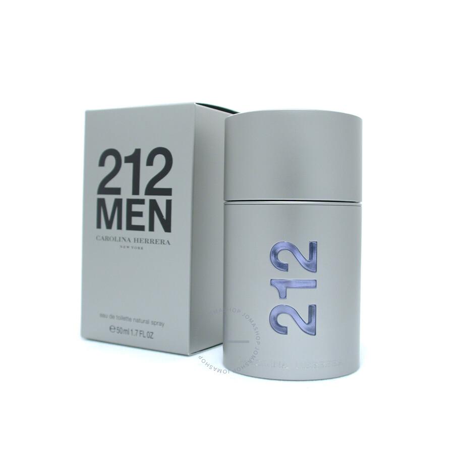 828dcb4f9e Carolina Herrera 212 Nyc By Carolina Herrera For Men Eau De Toilette Spray  1.7 Oz (M) Item No. 212MTS17