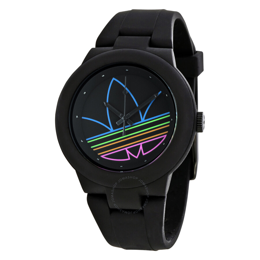 Adidas Aberdeen Black Dial Black Rubber Strap Men's Watch. Round Engagement Rings. Artsy Engagement Rings. Funky Rings. Square Cut Diamond Earrings