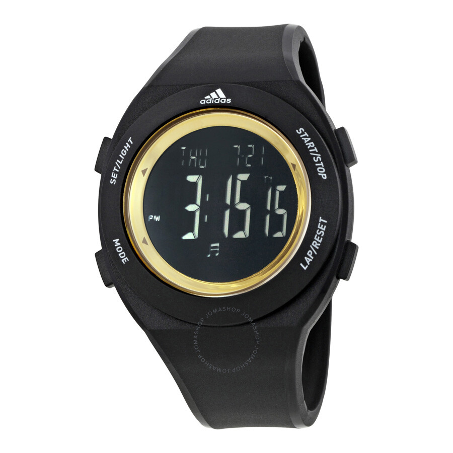 Adidas sprung men 39 s watch adp3208 adidas watches jomashop for Watches digital