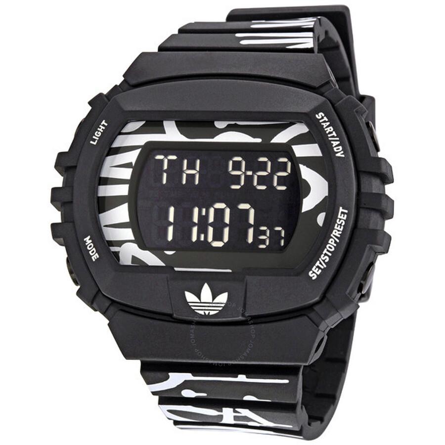 059116abe63f Adidas Originals NYC Graffiti Black Men s Watch ADH6131 - Watches ...