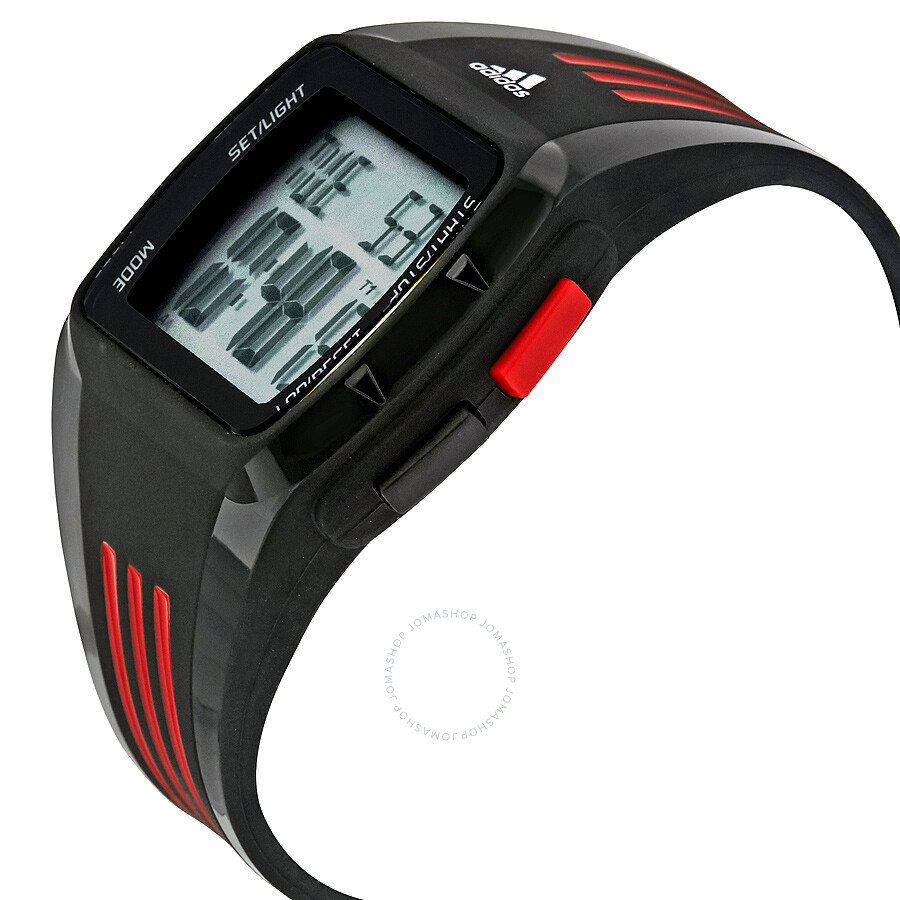 Adidas Performance Black and Red Multifunction Men's Watch ADP6098