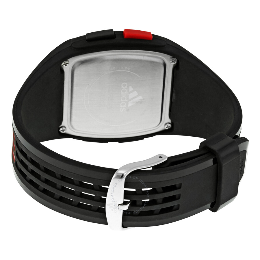adidas performance black and red multifunction men s watch adp6098 adidas performance black and red multifunction men s watch adp6098