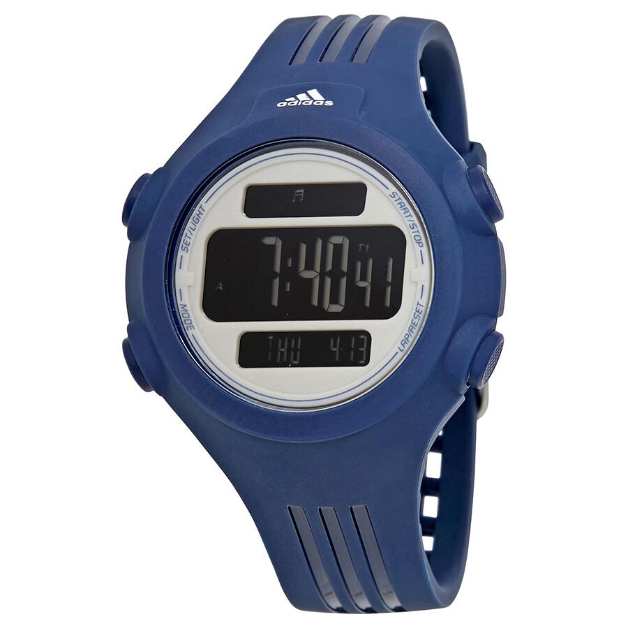 adidas questra s blue silicone sports adp3269