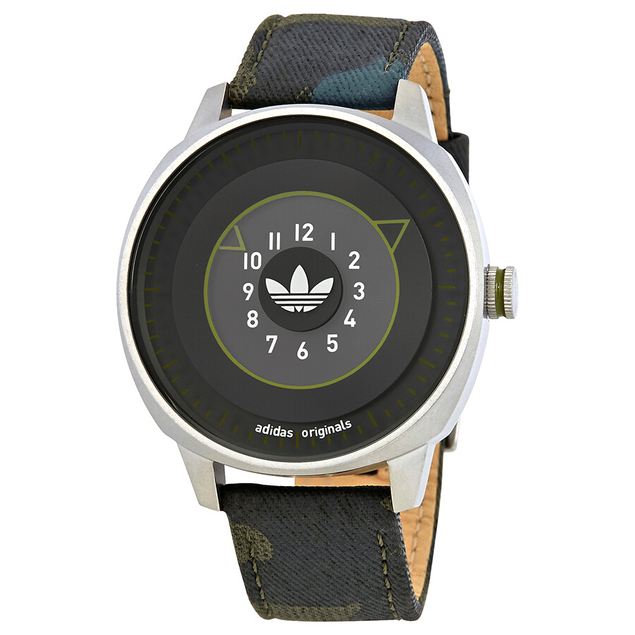 adidas san francisco black dial men s green camo watch adh3152 men s green camo watch adh3152 move your mouse over image or click to enlarge