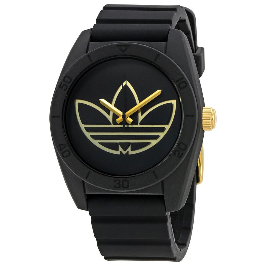 adidas santiago black s sports adh3197