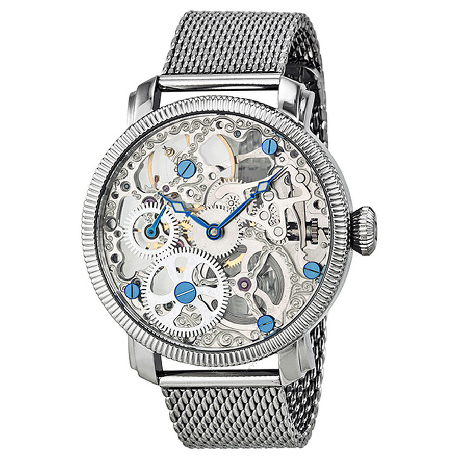 Akribos xxiv bravura men 39 s watch ak526ss akribos xxiv watches jomashop for Akribos watches