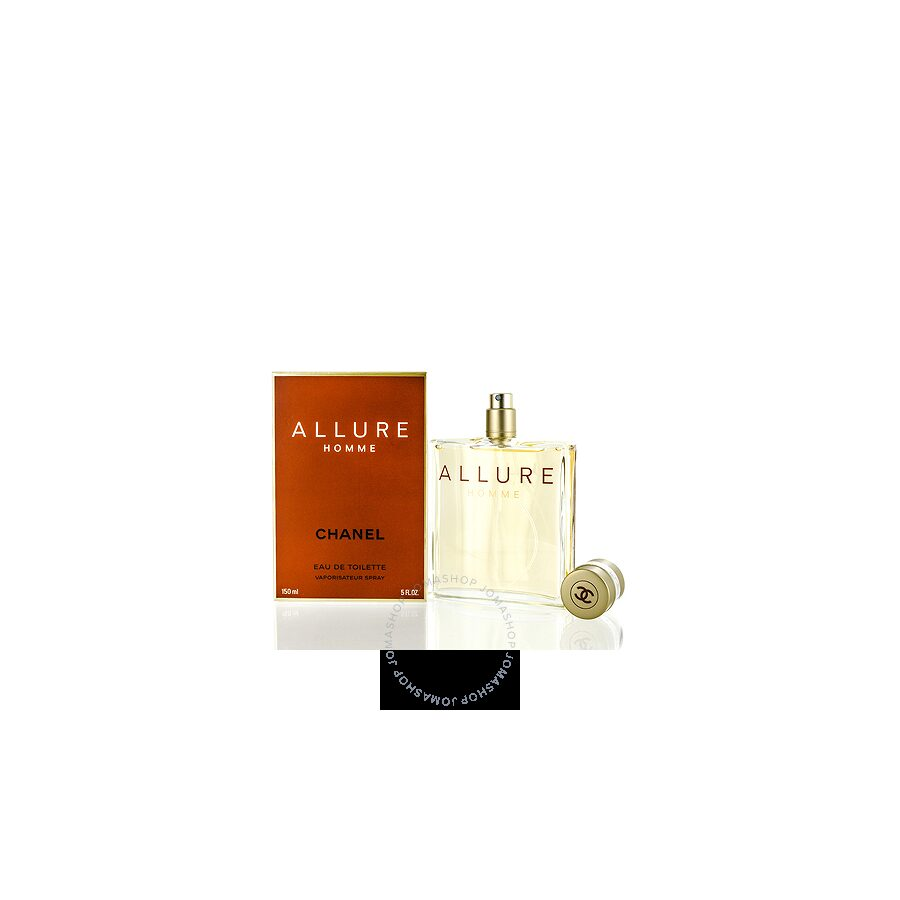 d69f72132c5 Chanel Allure Homme by Chanel EDT Spray 5.0 oz (150 ml) (m) Item No. ALUMTS5