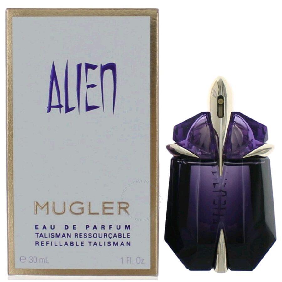 Alien Thierry Mugler Edp The Refill Stones Spray 10 Oz 30 Ml W