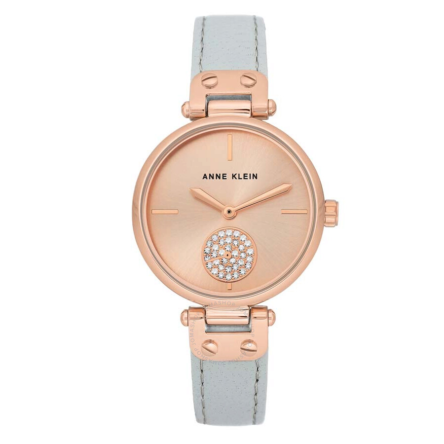 Light Rose Gold Dial Ladies Watch