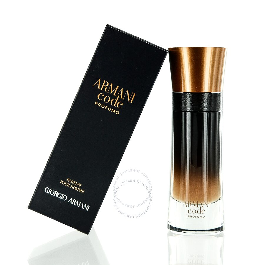 Armani Code Profumo Giorgio Armani Edp Spray 20 Oz 60 Ml M
