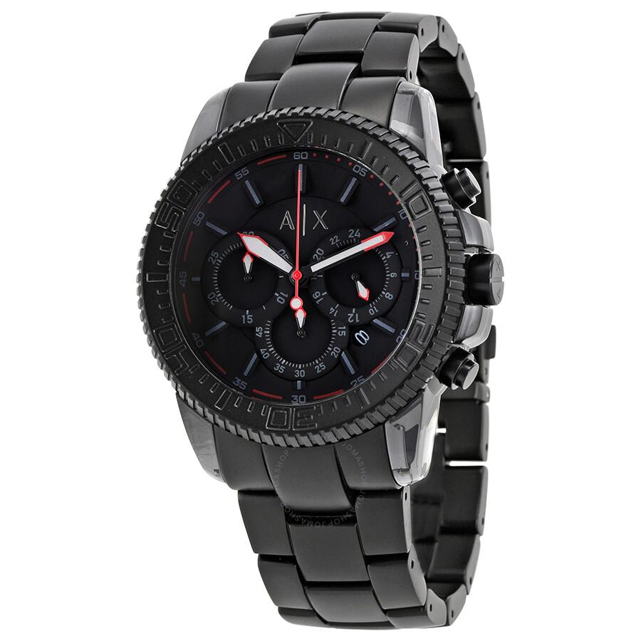 9f5e4e6ef Armani Exchange Active Chronograph Men's Watch AX1206 - Armani ...