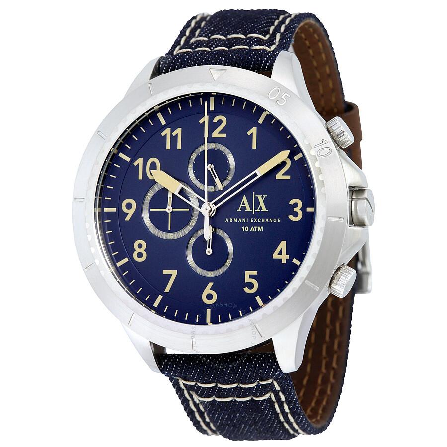Vintage Denim Watch » WareWatches