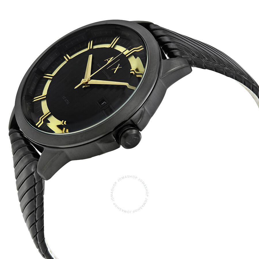 89f9bd0e746 Armani Exchange Copeland Black Dial Men s Watch AX2266 - Armani ...