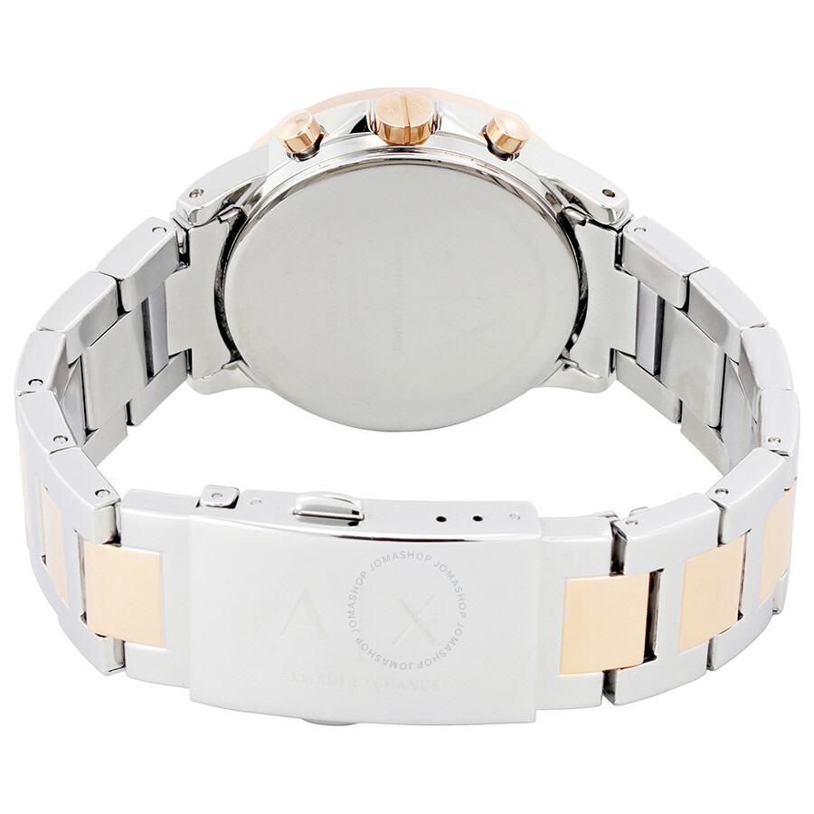 539bfebeae3 ... Armani Exchange Lady Banks Mother of Pearl Dial Watch AX4331