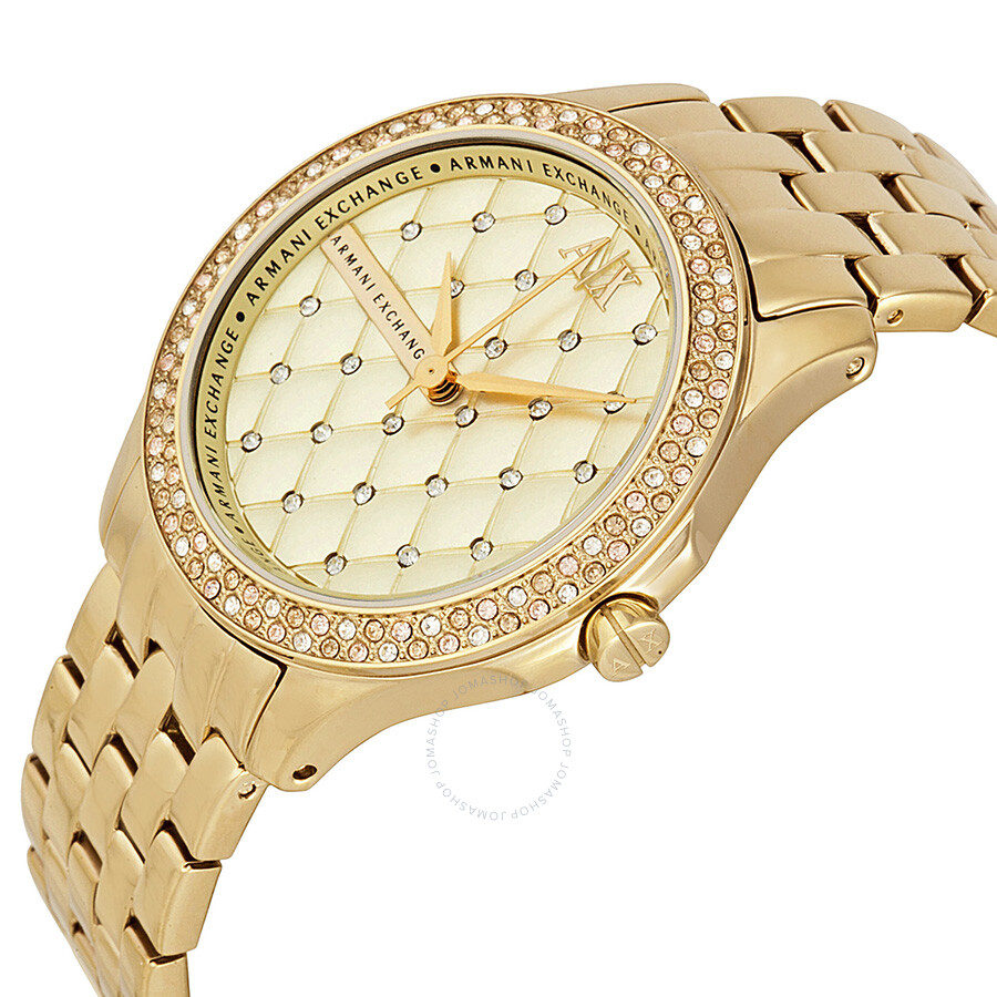 Exchange Armani watches for women gold pictures recommendations to wear for spring in 2019