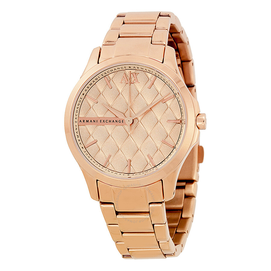 Exchange Armani watches for women gold pictures foto