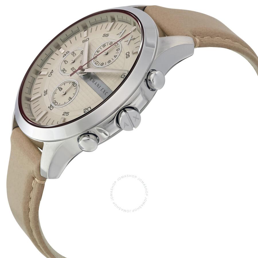 armani exchange smart chronograph s ax2185