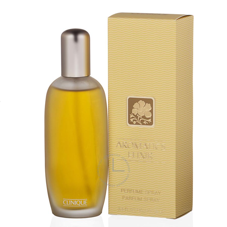 Aromatic Elixir By Clinique Eau De Parfum Spray For Women 3 4 Oz W Jomashop