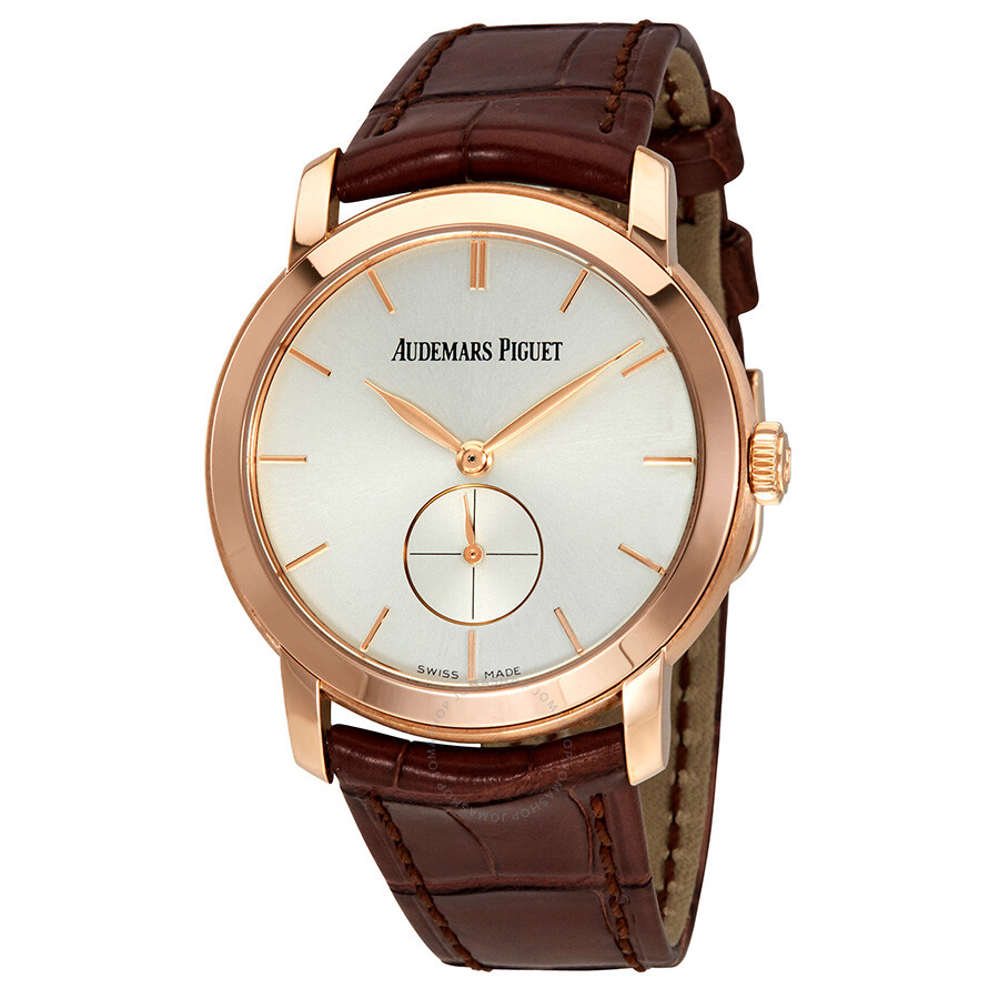 Audemars piguet jules audemars small seconds silver dial ladies watch 77238or oo for Audemars watches