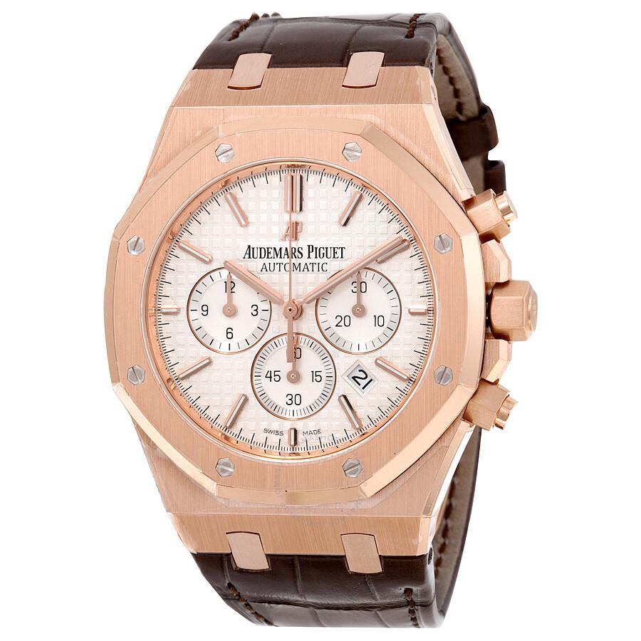 f05c7dfe51e0 Audemars Piguet Royal Oak Chronograph Automatic 18 kt Rose Gold Men s Watch  26320OR.OO.
