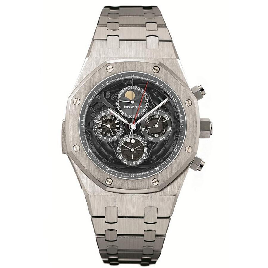 Audemars Piguet Royal Oak Multi-Function Automatic Platinum Men's Watch