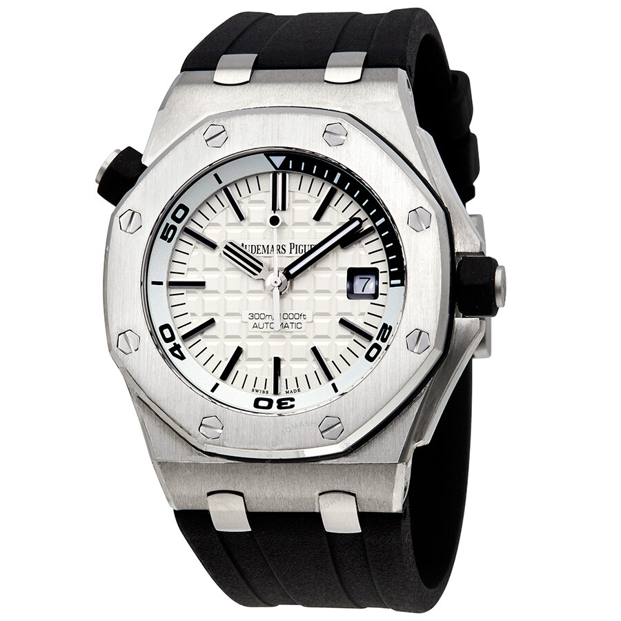 Audemars piguet royal oak offshore automatic men 39 s watch 15710st oo royal oak for Audemars watches