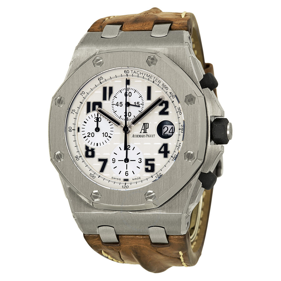 Audemars piguet royal oak offshore chronograph men 39 s watch 26170st oo d091cr 01 royal oak for Audemars watches