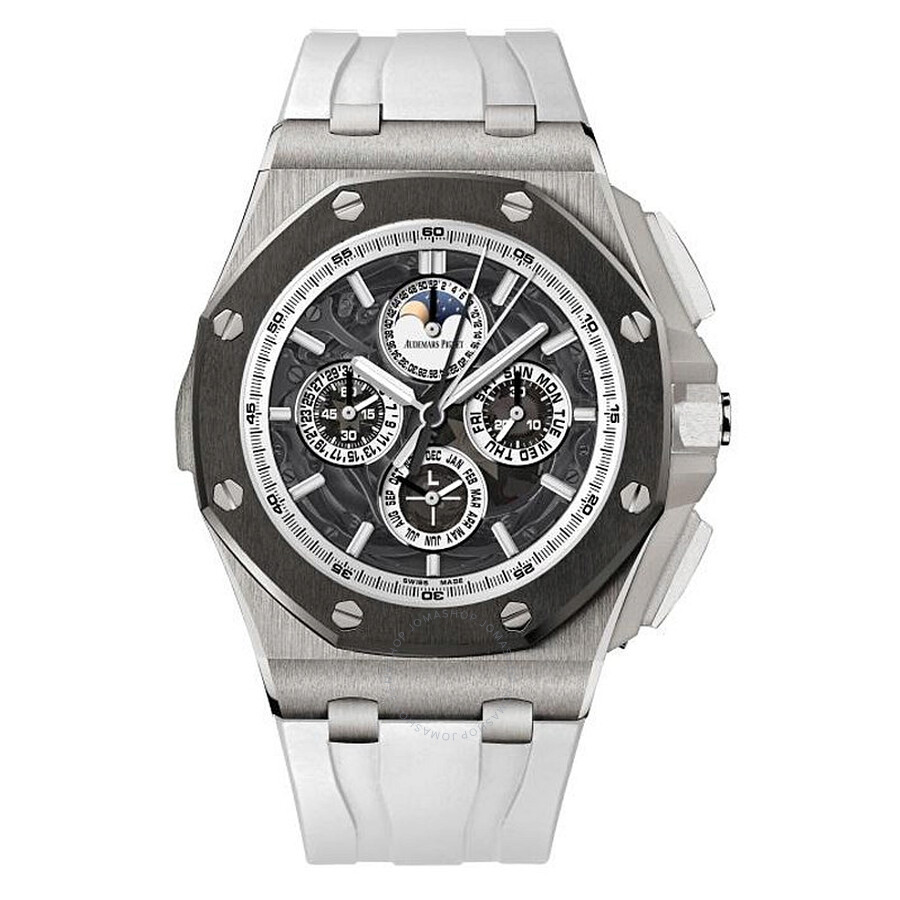 3ac20289bd2 Audemars Piguet Royal Oak Offshore Chronograph Perpetual Calendar Men's  Watch Item No. 26571IO.OO.A010CA.01