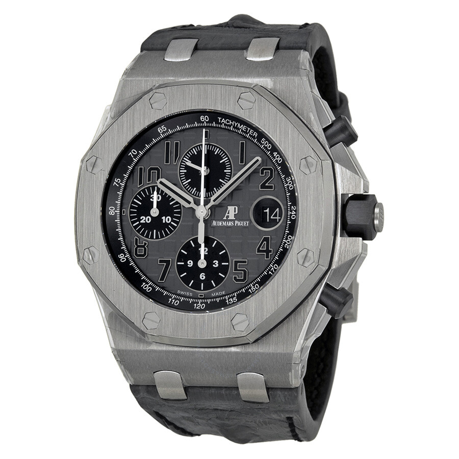 dedd32763b8 Audemars Piguet Royal Oak Offshore Slate Dial Automatic Men's Watch  26470ST.OO.A104CR.