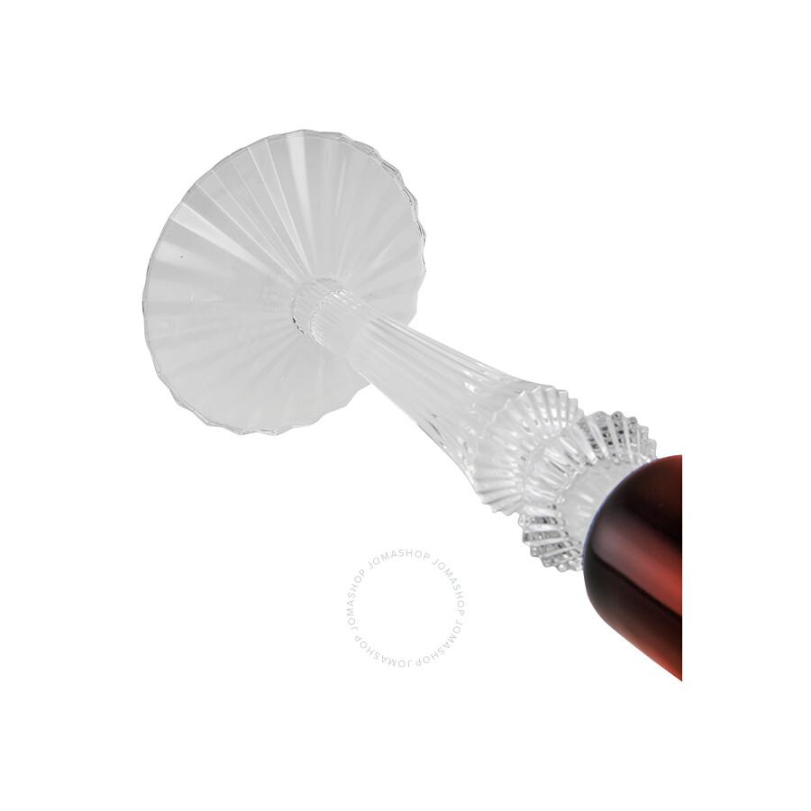Baccarat crystal stemware mille nuits ruby flutissimo champagne flute 2105458 baccarat - Baccarat stemware ...