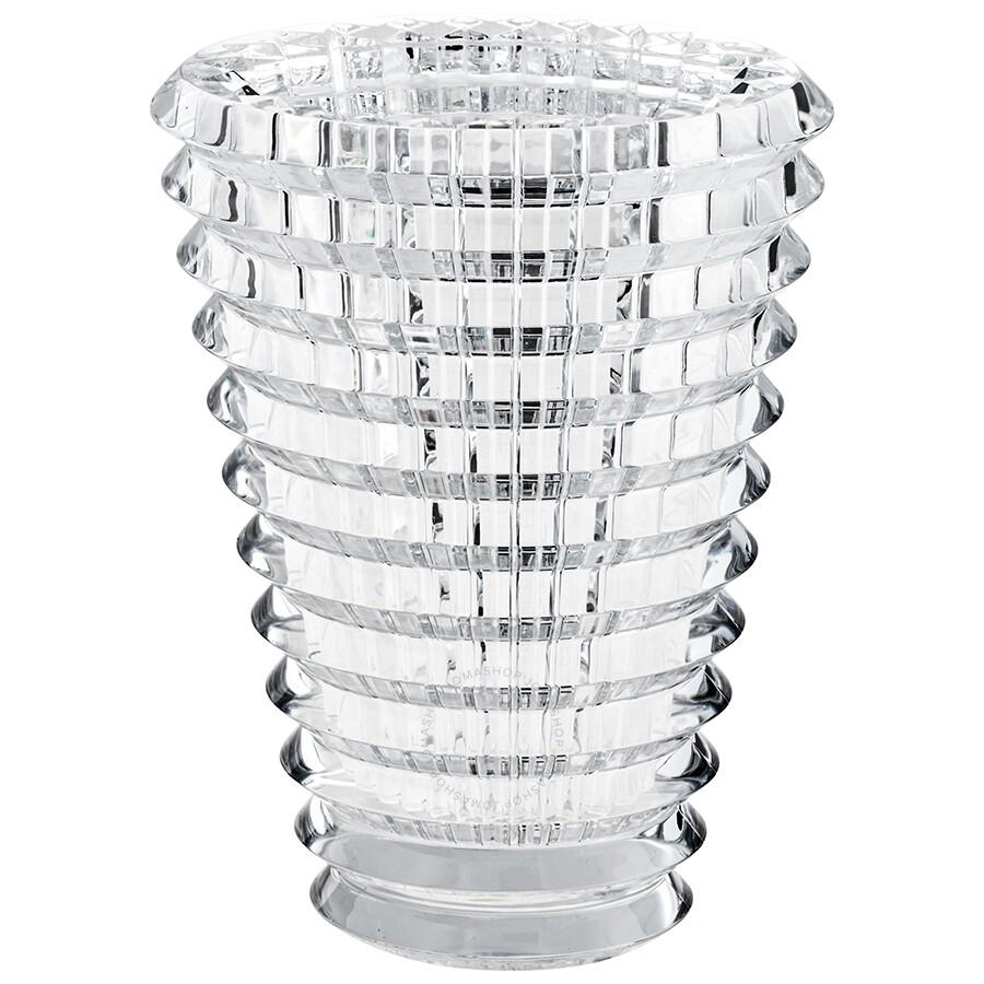 Baccarat Large Eye Vase 2103568 Baccarat Crystals