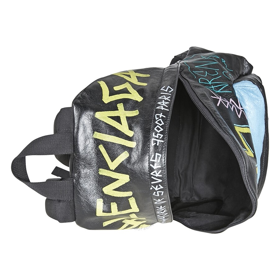 Balenciaga Explorer Backpack Graffiti