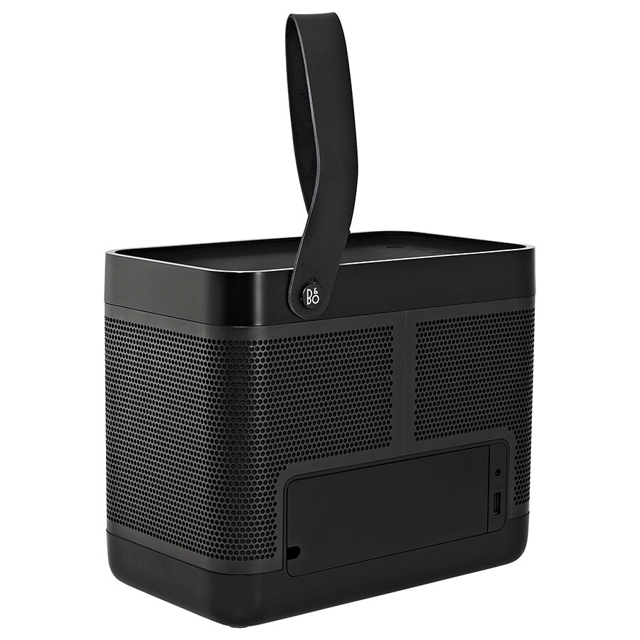 a8960d9a7ac7 Bang and Olufsen Beolit 15 MC5 Portable Bluetooth Speaker- Black ...