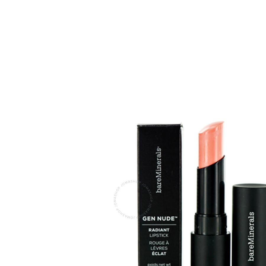 Bareminerals / Gen Nude Radiant Bubbles Lipstick 0.12 oz