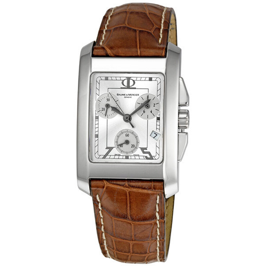 31dca193c Baume & Mercier Hampton Classic Men's Chronograph Watch 8373 ...