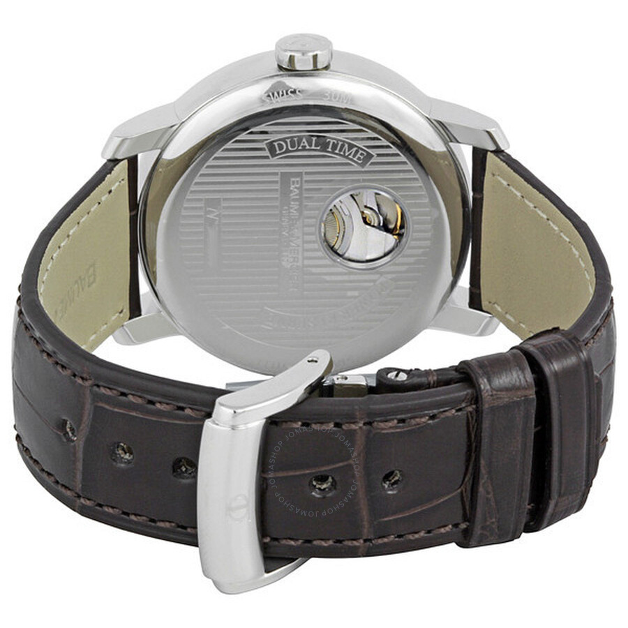 a0f5fef901a Baume and Mercier Classima Executives Men s Watch 8693 - Classima ...