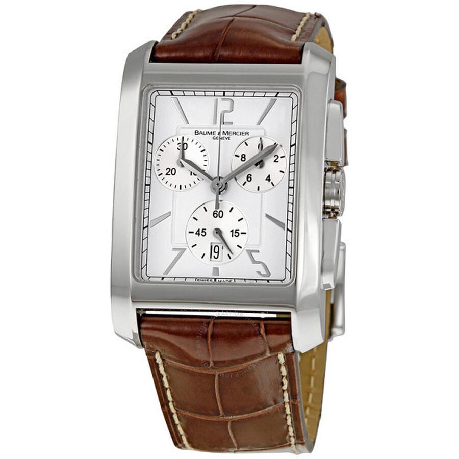 21434dc1e Baume and Mercier Hampton Classic XL Chronograph Men's Watch 8823 ...