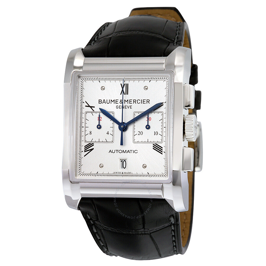 baume and mercier hampton milleis automatic men 39 s watch 10032 hampton milleis hampton. Black Bedroom Furniture Sets. Home Design Ideas