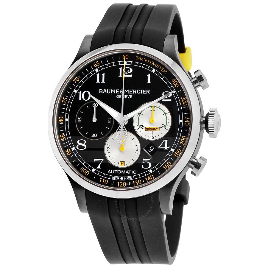 baume et mercier capeland cobra chronograph automatic men 39 s watch m0a10281 capeland baume. Black Bedroom Furniture Sets. Home Design Ideas