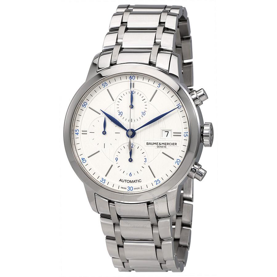 039e8b0a7b3 Baume et Mercier Classima Chronograph Automatic Men s Watch MOA10331 ...