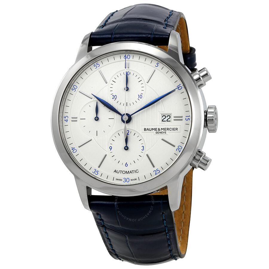 baume et mercier classima chronograph automatic men 39 s watch moa10330 classima executives