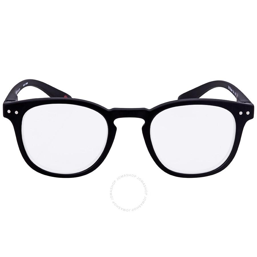 7eef48fbff377 B+D Dot Reader Matt Black Eyeglasses 2240-99 - Dot - B+D ...
