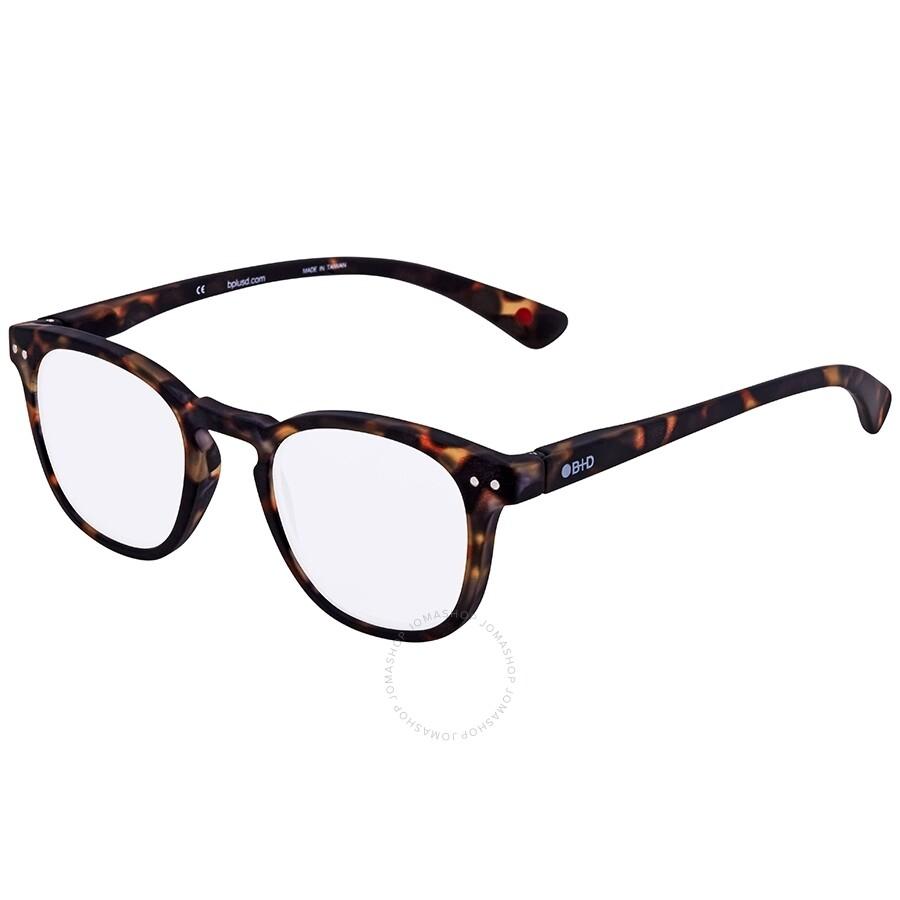 1152668382 B+D Dot Reader Matt Tortoise Eyeglasses 2240-88 - Dot - B+D ...