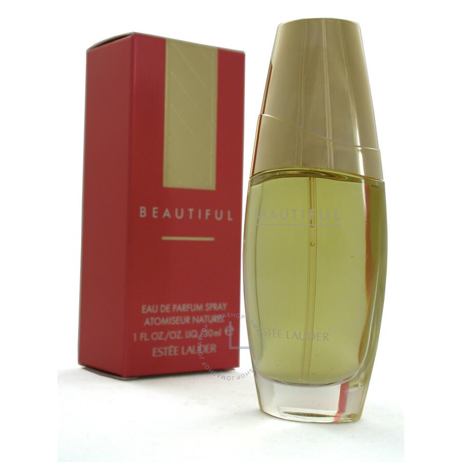 Beautiful By Estee Lauder Eau De Parfum Spray For Women 1 0 Oz W Jomashop