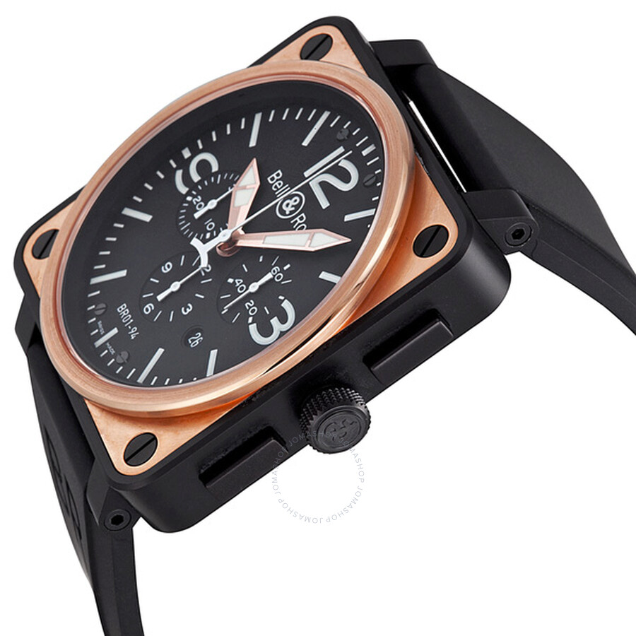 Bell & Ross BR03-92 Diver - The First Square Dive Watch ...