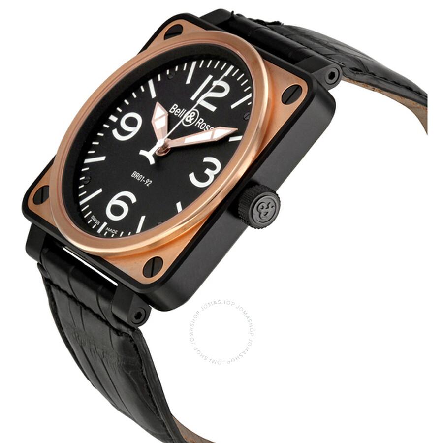 Наручные часы Bell Ross, копии часов Бэл Росс, мужские